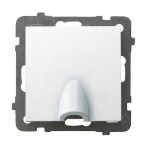 Ospel As GPPK-1G/m/00 - Przyłącze kablowe - Biały - Podgląd zdjęcia producenta