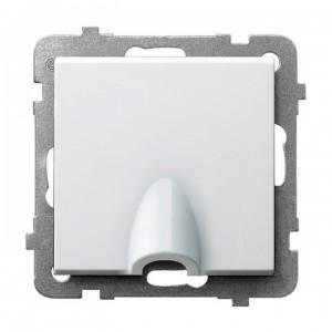 Ospel Sonata GPPK-1R/m/00 - Przyłącze kablowe - Biały - Podgląd zdjęcia producenta