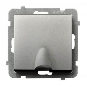 Ospel Sonata GPPK-1R/m/38 - Przyłącze kablowe - Srebro Mat - Podgląd zdjęcia producenta