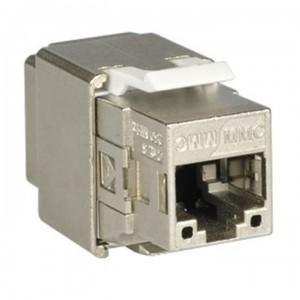 Ospel Aria MGK-K6E - Moduł gniazda komputerowego MMC RJ45 kat 6 ekranowany - Akcesoria - Podgląd zdjęcia producenta