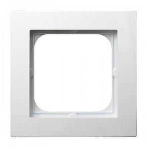 Ospel As R-1G/00 - Ramka pojedyncza - Biały - Podgląd zdjęcia producenta