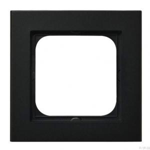 Ospel Sonata R-1R/33 - Ramka pojedyncza - Czarny Metalik - Podgląd zdjęcia producenta