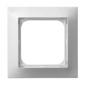 Ospel Impresja R-1Y/00 - Ramka pojedyncza - Biały - Podgląd zdjęcia producenta