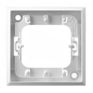 Ospel Aria RO-13U/00 - Pierścień ozdobny wewnętrzny do łączników 3-klawiszowych - Biały - Podgląd zdjęcia producenta