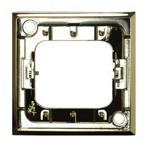 Ospel Aria RO-13U/68 - Pierścień ozdobny wewnętrzny do łączników 3-klawiszowych - Złoty Błysk - Podgląd zdjęcia producenta