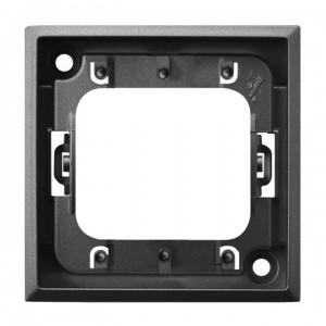 Ospel Aria RO-13U/70 - Pierścień ozdobny wewnętrzny do łączników 3-klawiszowych - Szary Mat. - Podgląd zdjęcia producenta